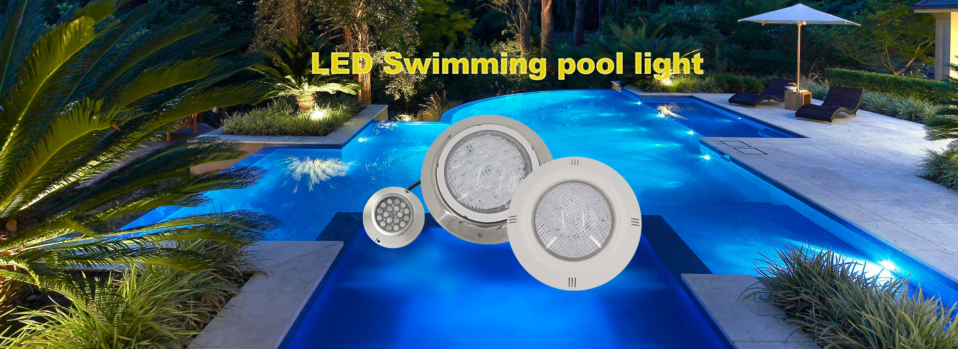 Sales Promotion Led Swimming Pool Lights